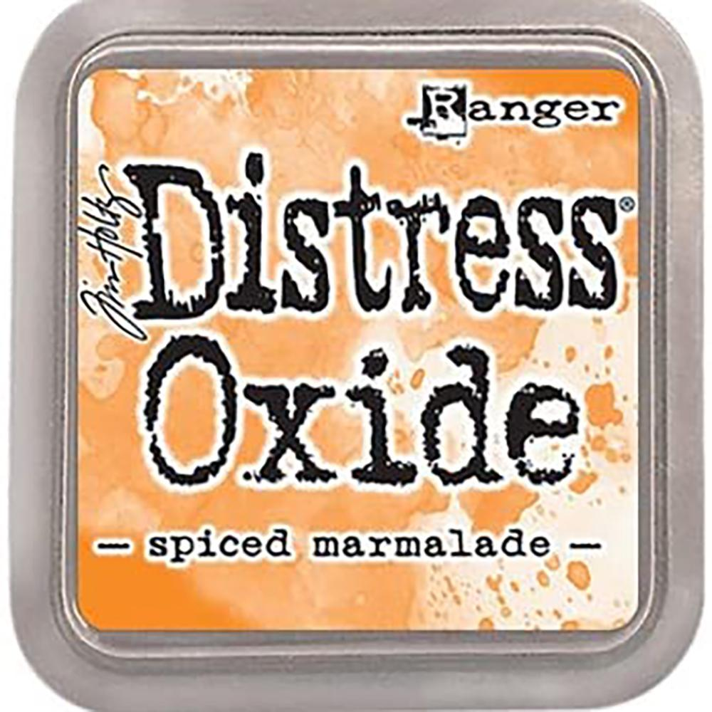 Tim Holtz Distress® Oxide Ink Pad: Spiced Marmalade