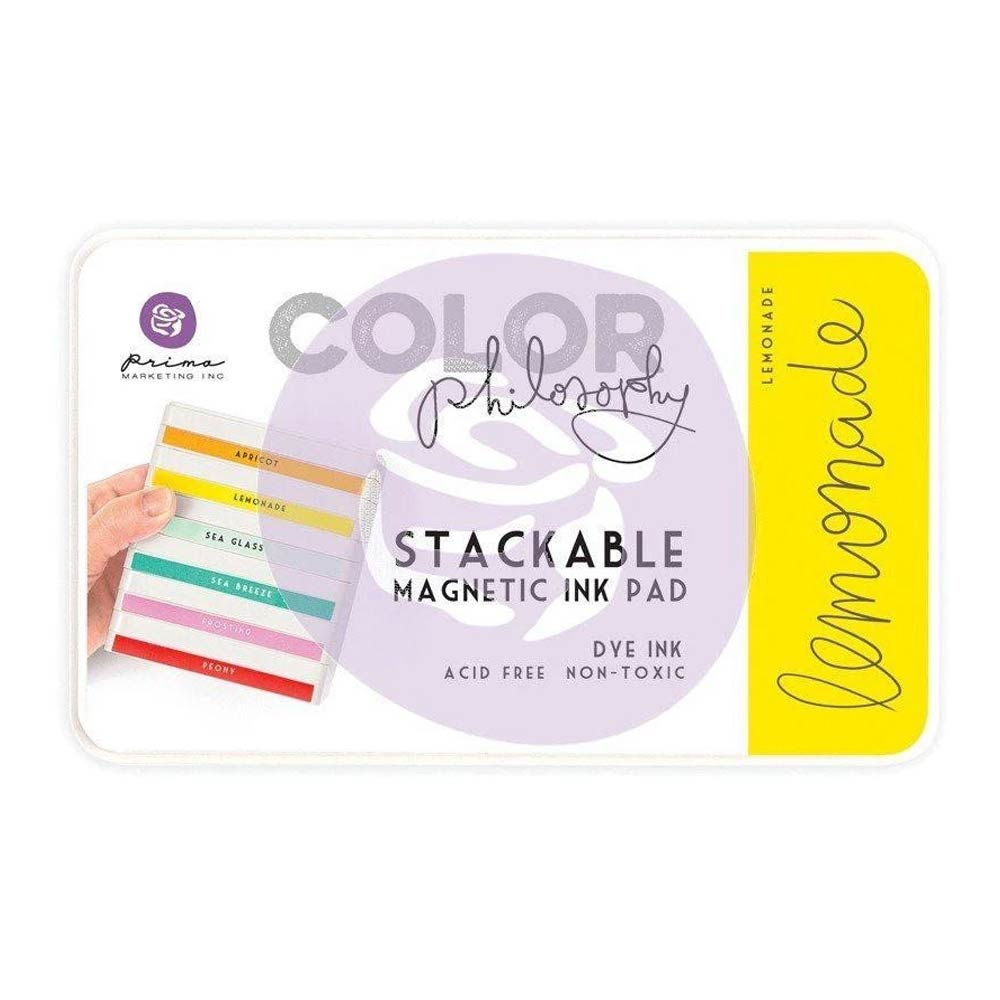 Color Philosophy Dye Ink Pad: Lemonade