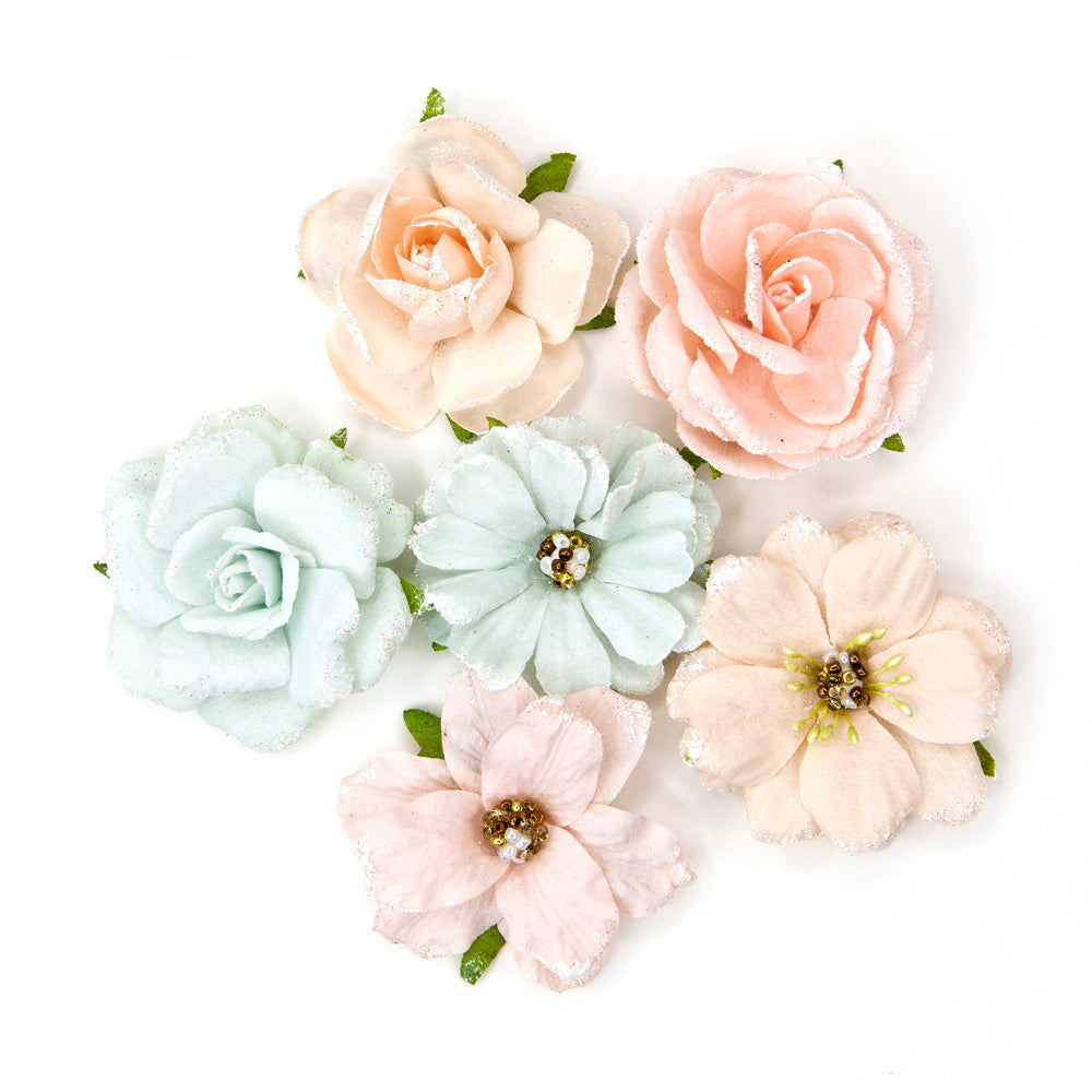 Love Story Princesse Mulberry Paper Flowers