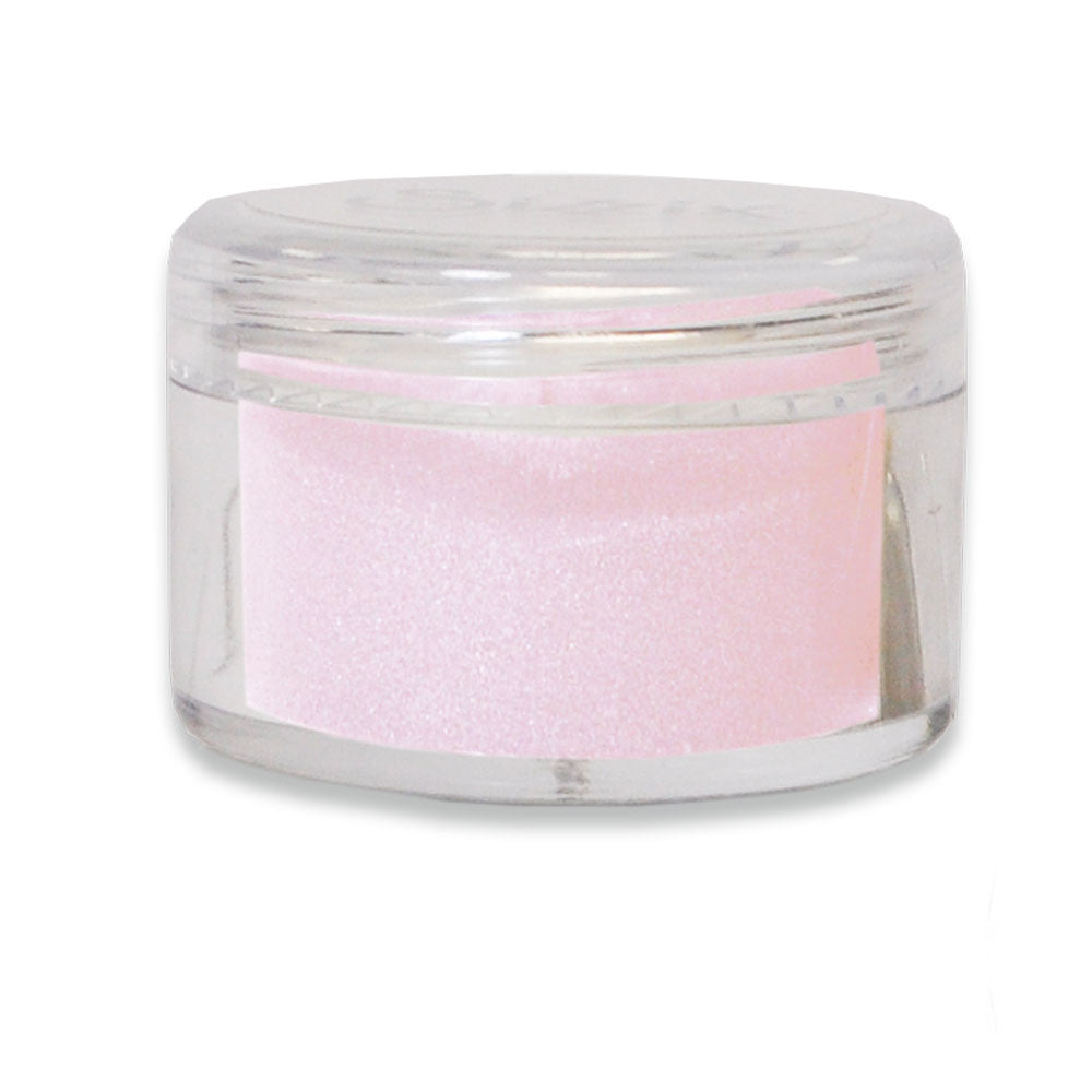 Opaque Cherry Blossom Embossing Powder