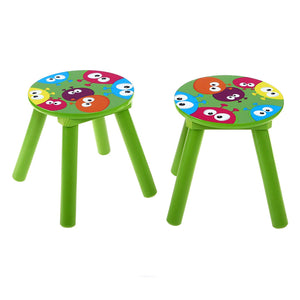 Twin Pack of Stools