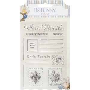 Boulevard Clear Stamps