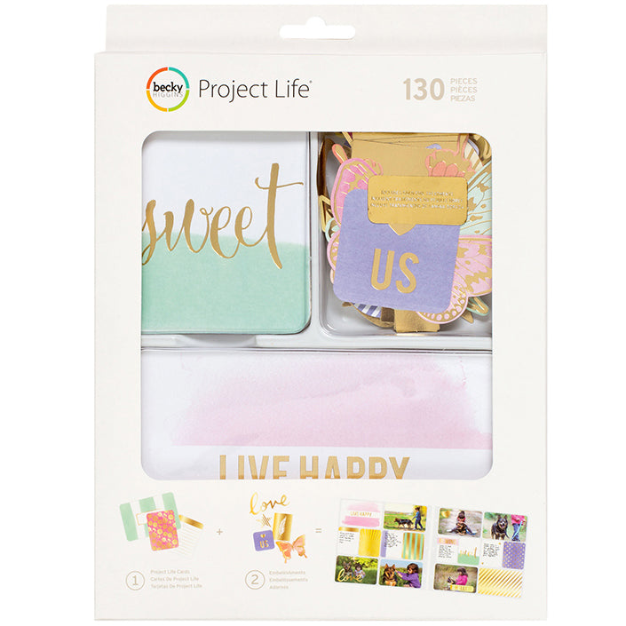 Project Life Trinkets Value Kit