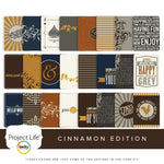Project Life Cinnamon Core Kit