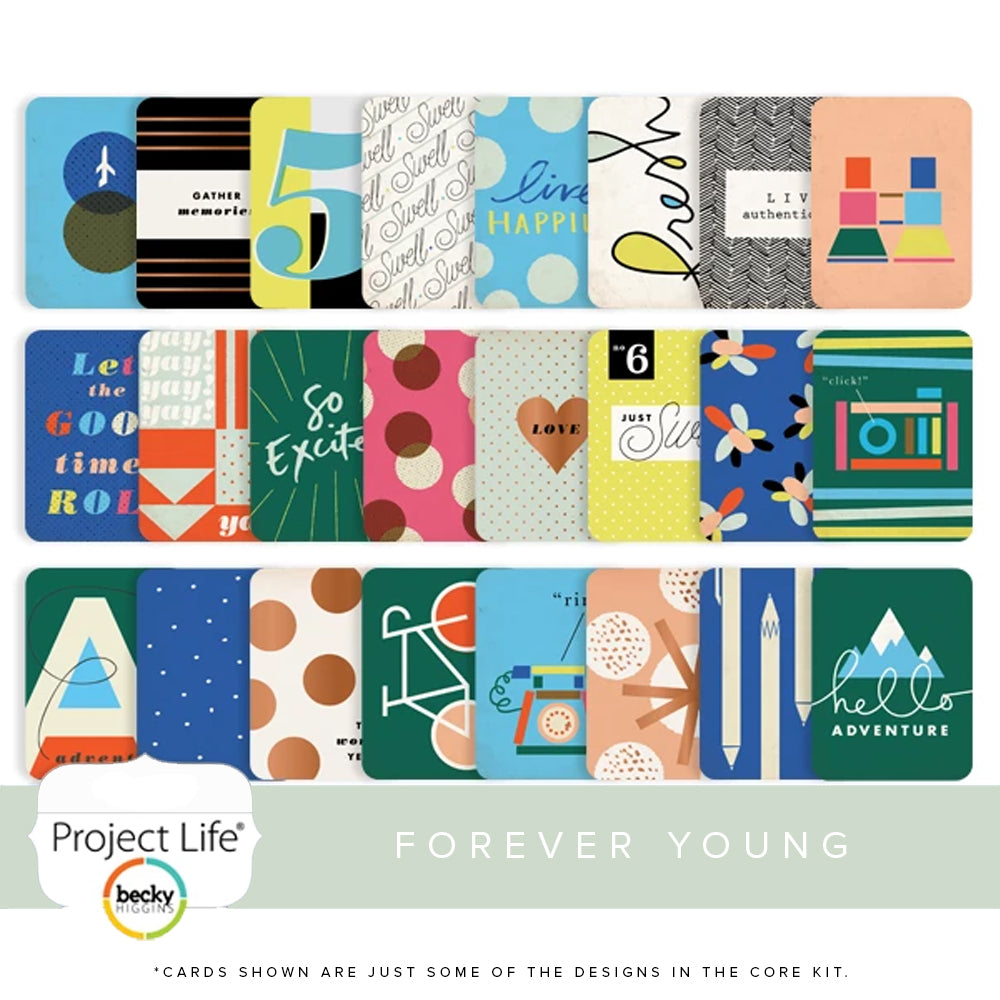 Project Life Core Kit: Forever Young Edition