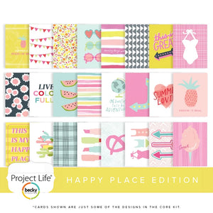 Project Life Happy Place Core Kit