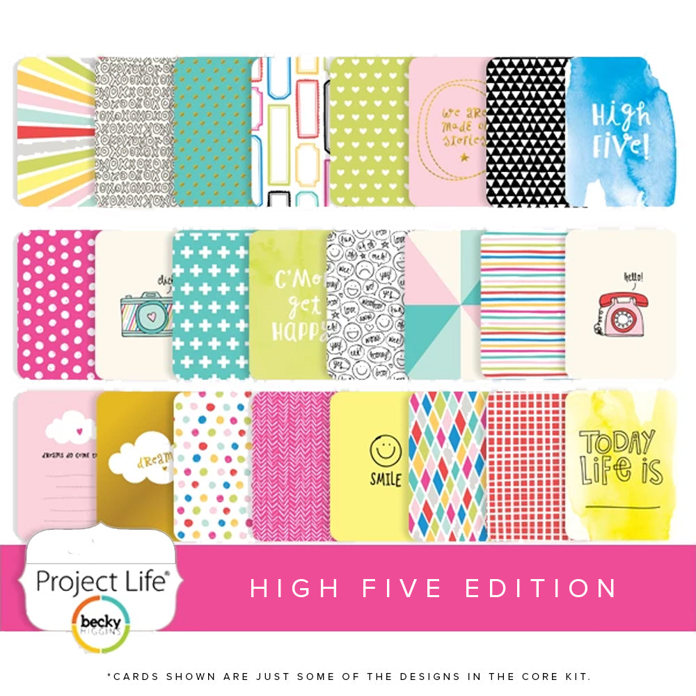 Project Life Core Kit: High Five Edition