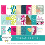 Project Life Core Kit: Prismatic Edition