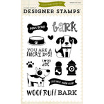 4x6 Clear Stamps: Lucky Dog