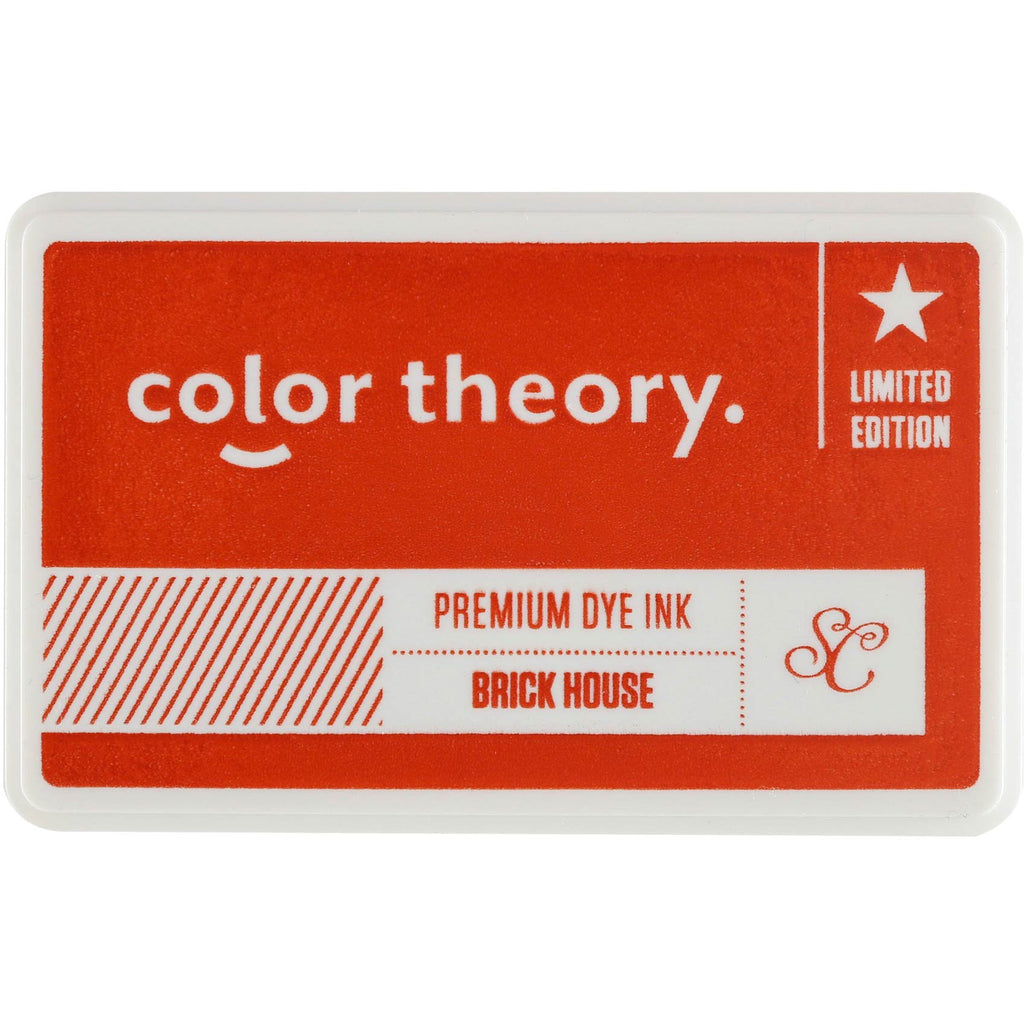 Color Theory Ink Pad: Brick House