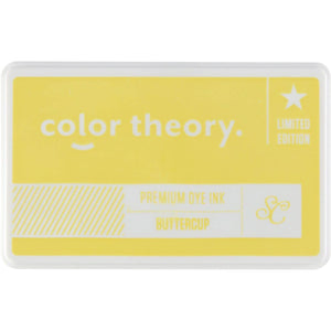 Color Theory Ink Pad: Buttercup
