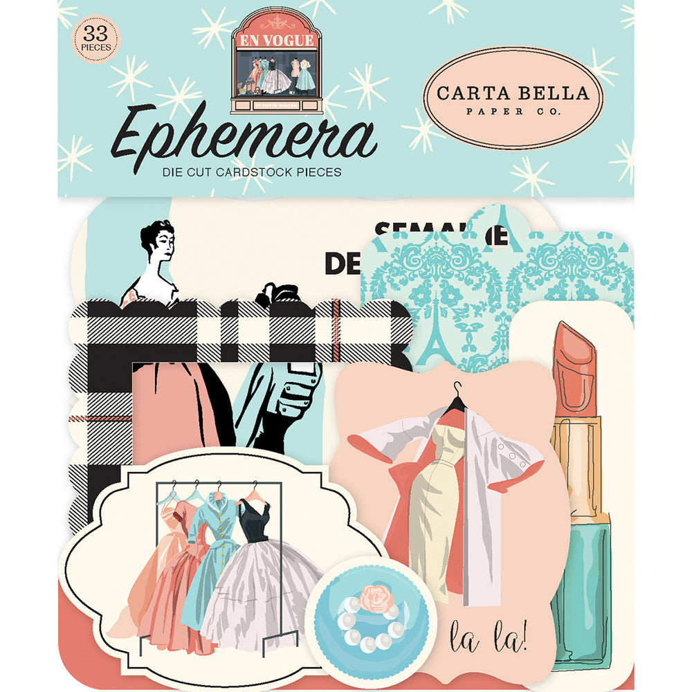 Ephemera Pack: En Vogue Icons