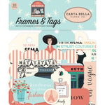 Ephemera Pack: En Vogue Frames & Tags