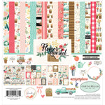 12x12 Collection Kit: Flower Market