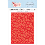 A2 Embossing Folder: Practically Perfect (Mini Butterflies)