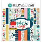 6x6 Paper Pad: Pack Your Bags