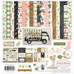 12x12 Collection Kit: Spring Market