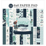 6x6 Paper Pad: Snow Much Fun