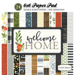 6x6 Paper Pad: Welcome Home
