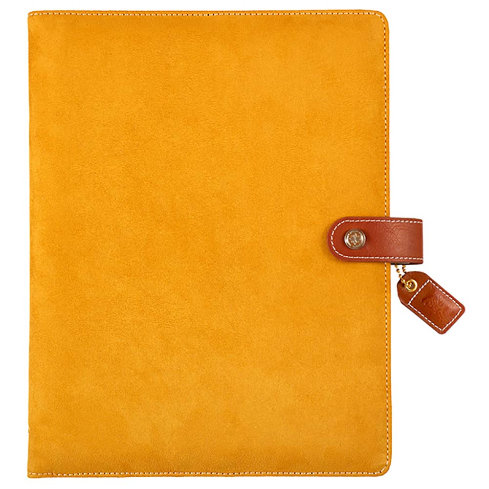 Color Crush Composition Planner: Mustard Suede
