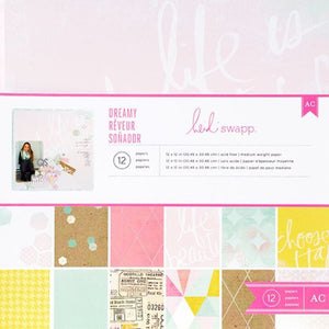 Dreamy 12x12 Paper Pack