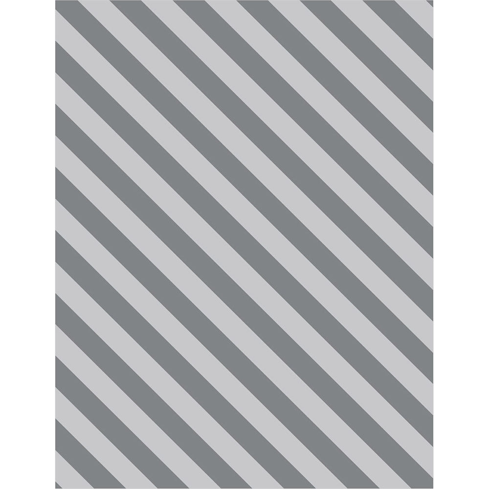 Love Stripes Embossing Folder