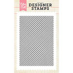4x6 Clear Stamps: Lattice Background