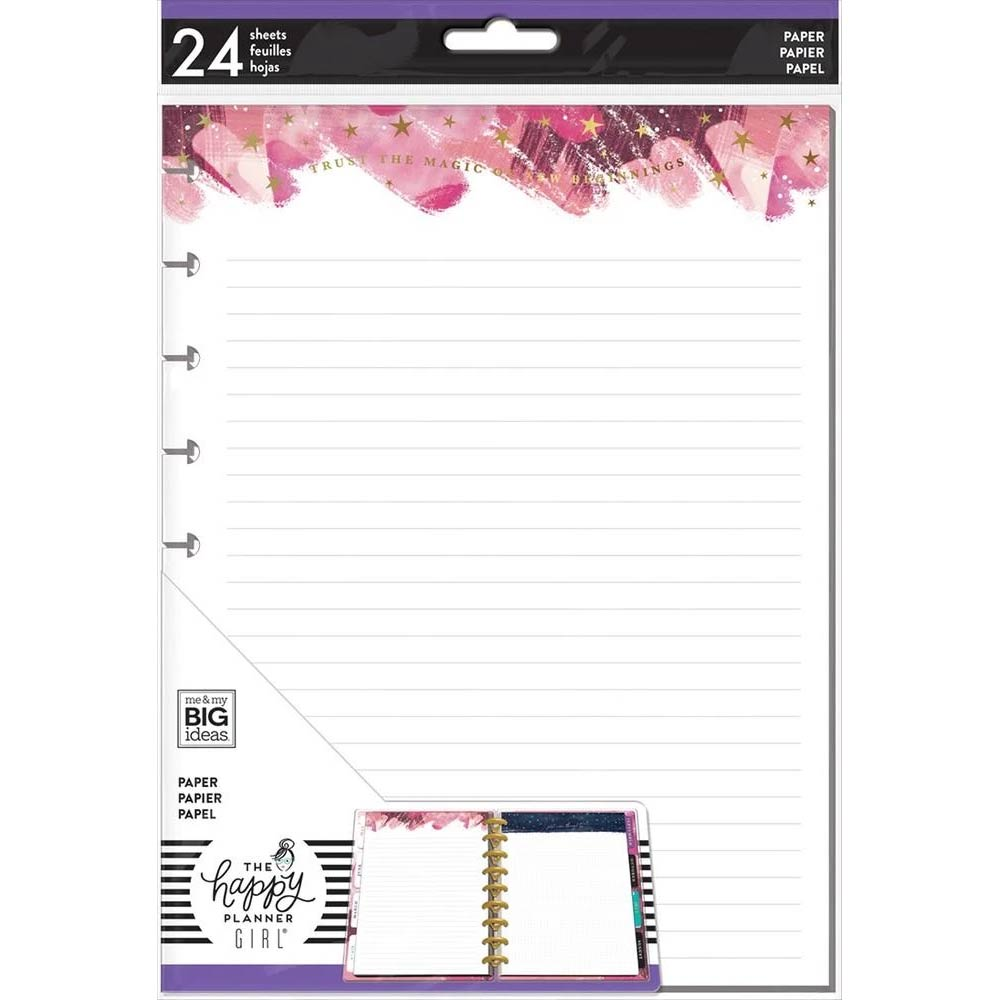 Happy Notes™ Stargazer Classic Notepaper
