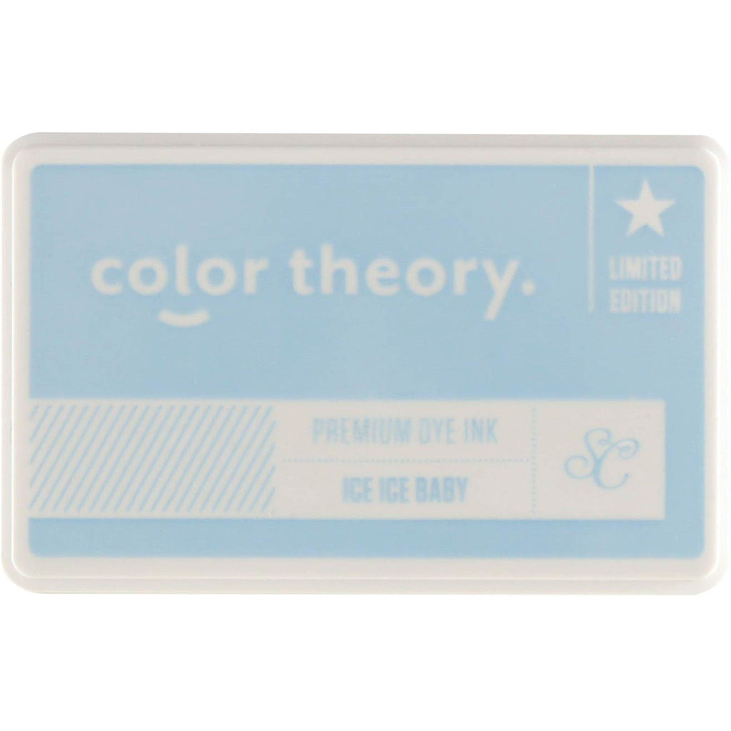 Color Theory Ink Pad: Ice Ice Baby