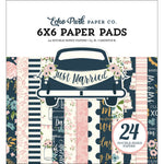 6x6 Paper Pad: Just Married