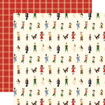 12x12 Designer Paper: Lost in Neverland Lost Boys
