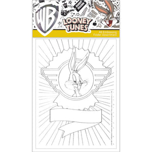 Looney Tunes Design A A6 Embossing Folder