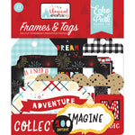 Ephemera Pack: Magical Adventure 2 Frames & Tags
