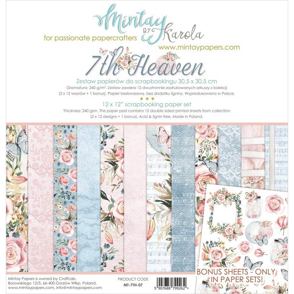 7th Heaven 12x12 Paper Set