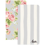 Traveler Notebook Inserts: Love and Floral