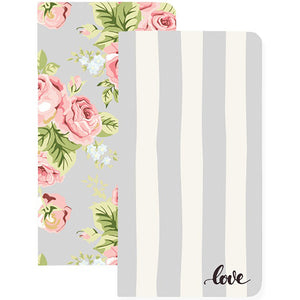Color Crush Love & Floral Traveler Notebook Inserts