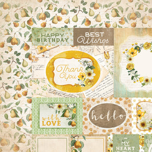 12x12 Designer Paper: Golden Grove (Thoughtful)