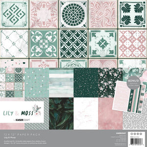Lily & Moss 12x12 Collection Pack