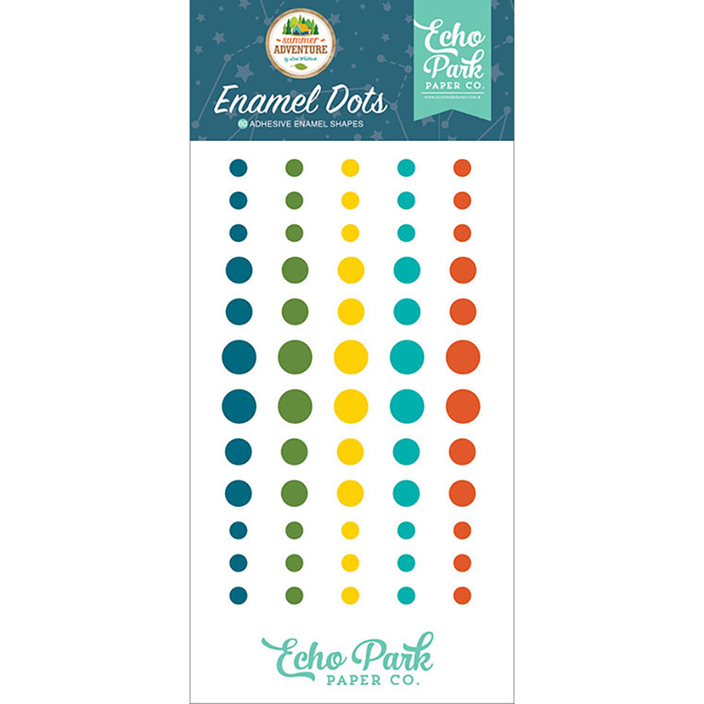 Enamel Dots: Summer Adventure