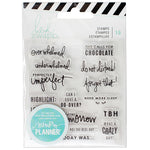 Clear Stamps: Memory Planner (Day)