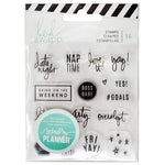 Clear Stamps: Memory Planner (Weekend)