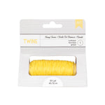 Hemp Twine: Sunflower