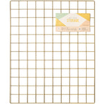 Wire System: 20x24 Grid Panel (Gold)