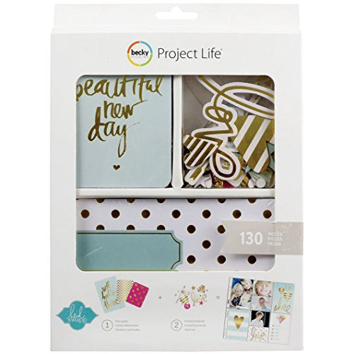 Value Kit: Heidi Swapp – Gold Foil