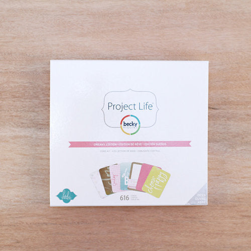 Project Life Core Kit: Dreamy Edition