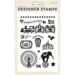 4x6 Clear Stamps: Big Top