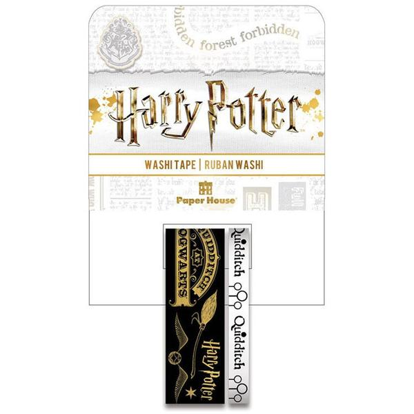 Harry Potter Washi Tape Rolls: Quidditch