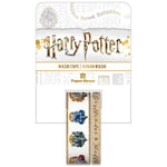 Harry Potter Washi Tape Rolls: House Crests