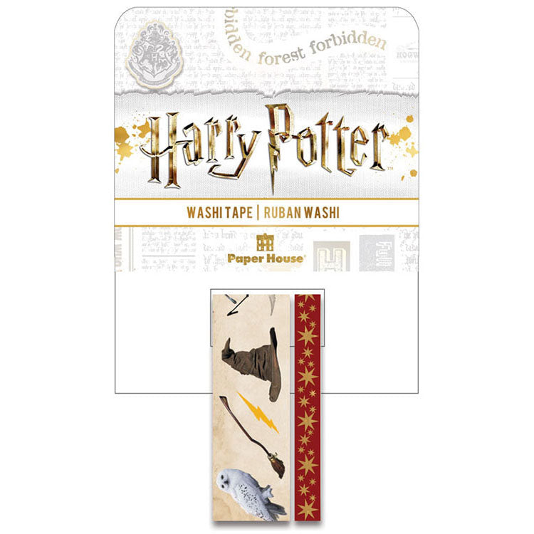 Harry Potter Washi Tape Rolls: Icons