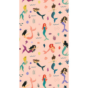 Travelers Notebook Mermaid Blank Inserts (2PK)